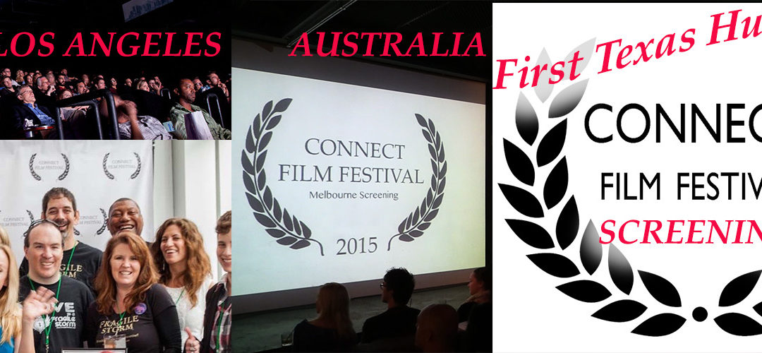 Monday, August 8, 2016 – Connect Film Festival – Flash festival! Submit Now! Screen Monday!