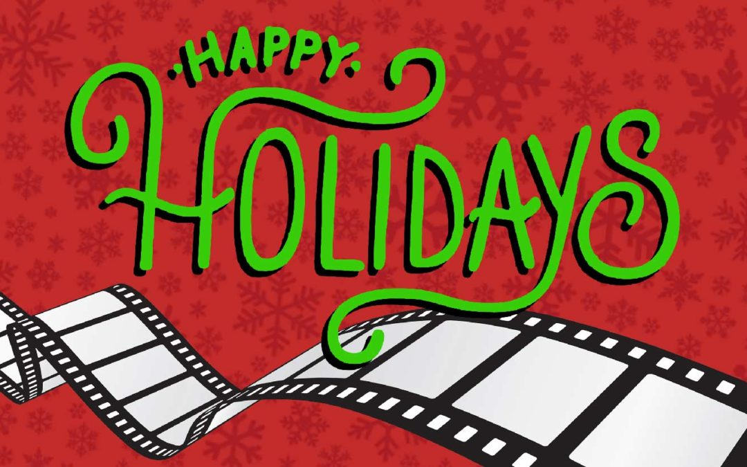 December Break – Happy Holidays!