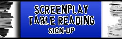 Sign Up for a Table Read of Your Script