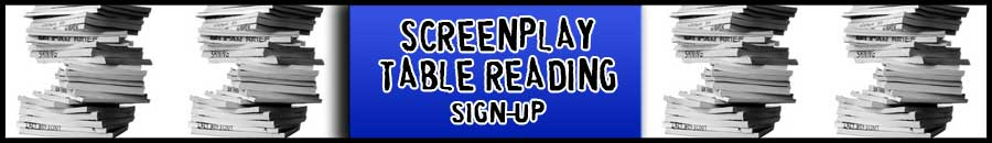 Sign Up to Be a Reader at a Table Reading