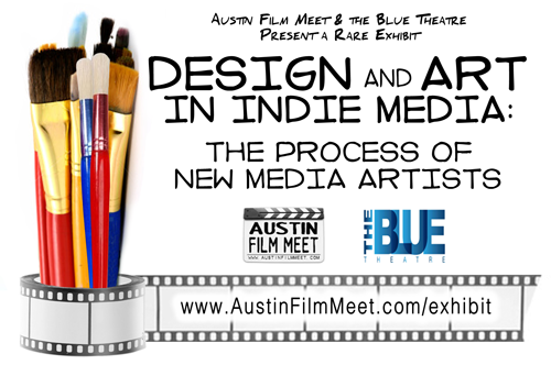 Design and Art in Indie Media: The Process of New Media Artists