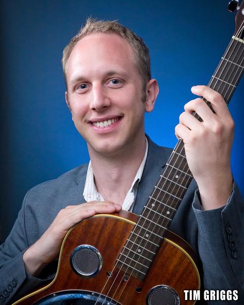 Tim Griggs - Composer, Sound Tech & Event Staff