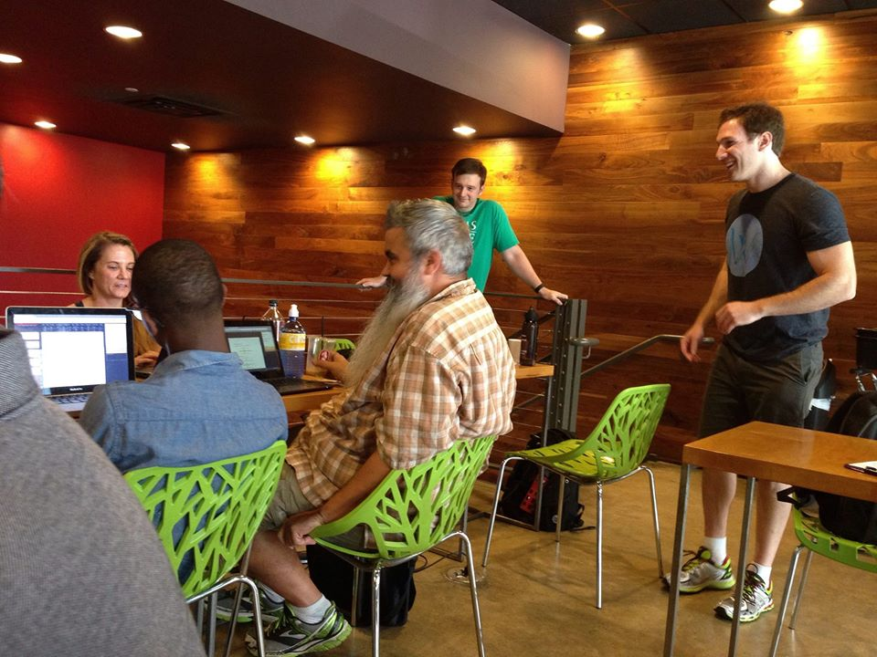 Photos from Screenplay Jam with Writer Duet, Aug 2, 2015