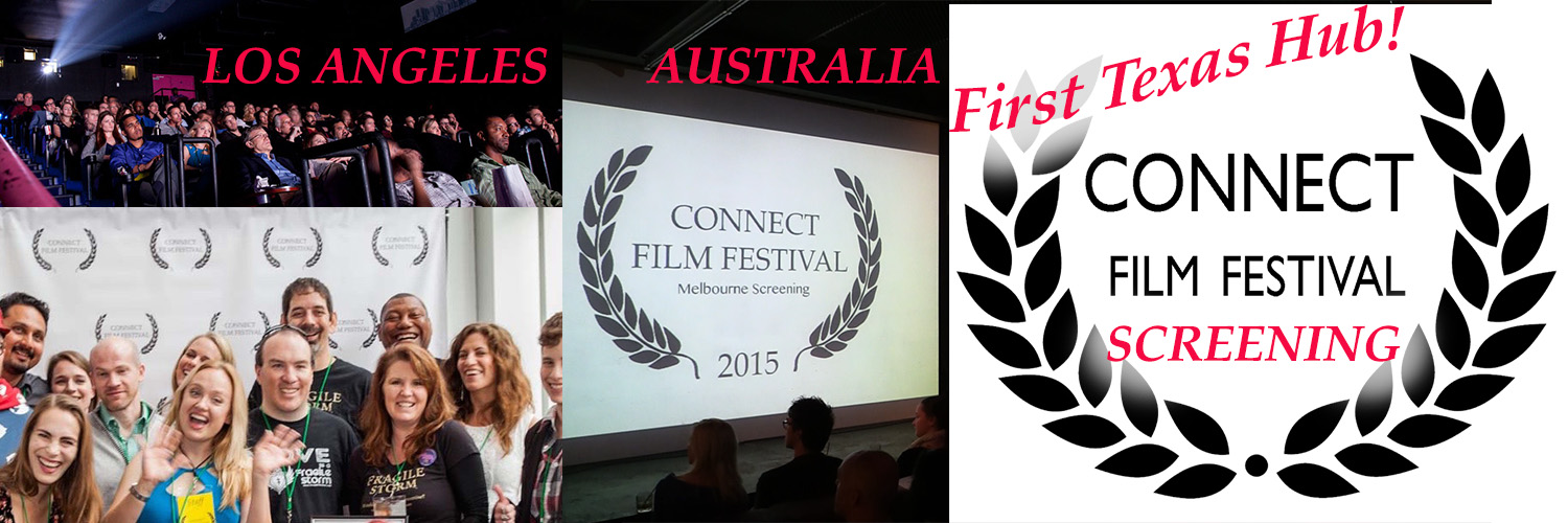 Monday, August 8, 2016 - Connect Film Festival - Flash festival! Submit Now! Screen Monday!