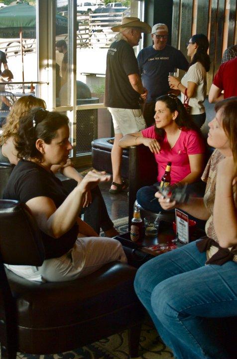 Photos from Austin Film Meet Mega-Mixer April 2010