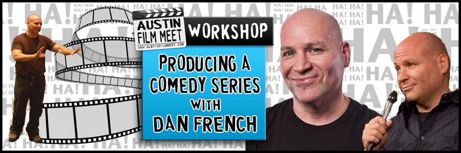Saturday, December 13, 2014 - Introduction to Comedy Concepts by Dan French