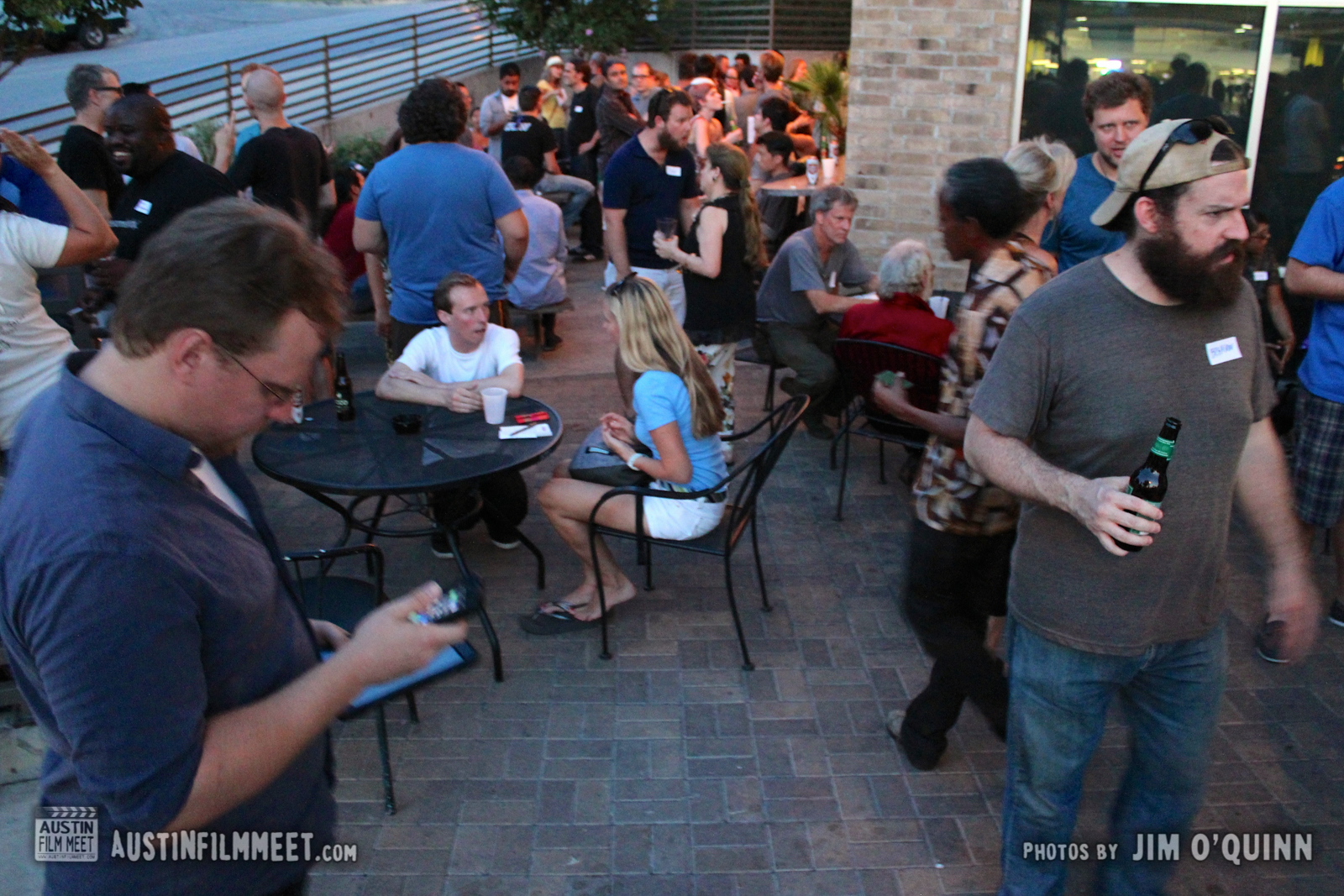 Photos from Austin Film Meet Mixer & Open-Mic October 2014 by Rodney Barry Digital