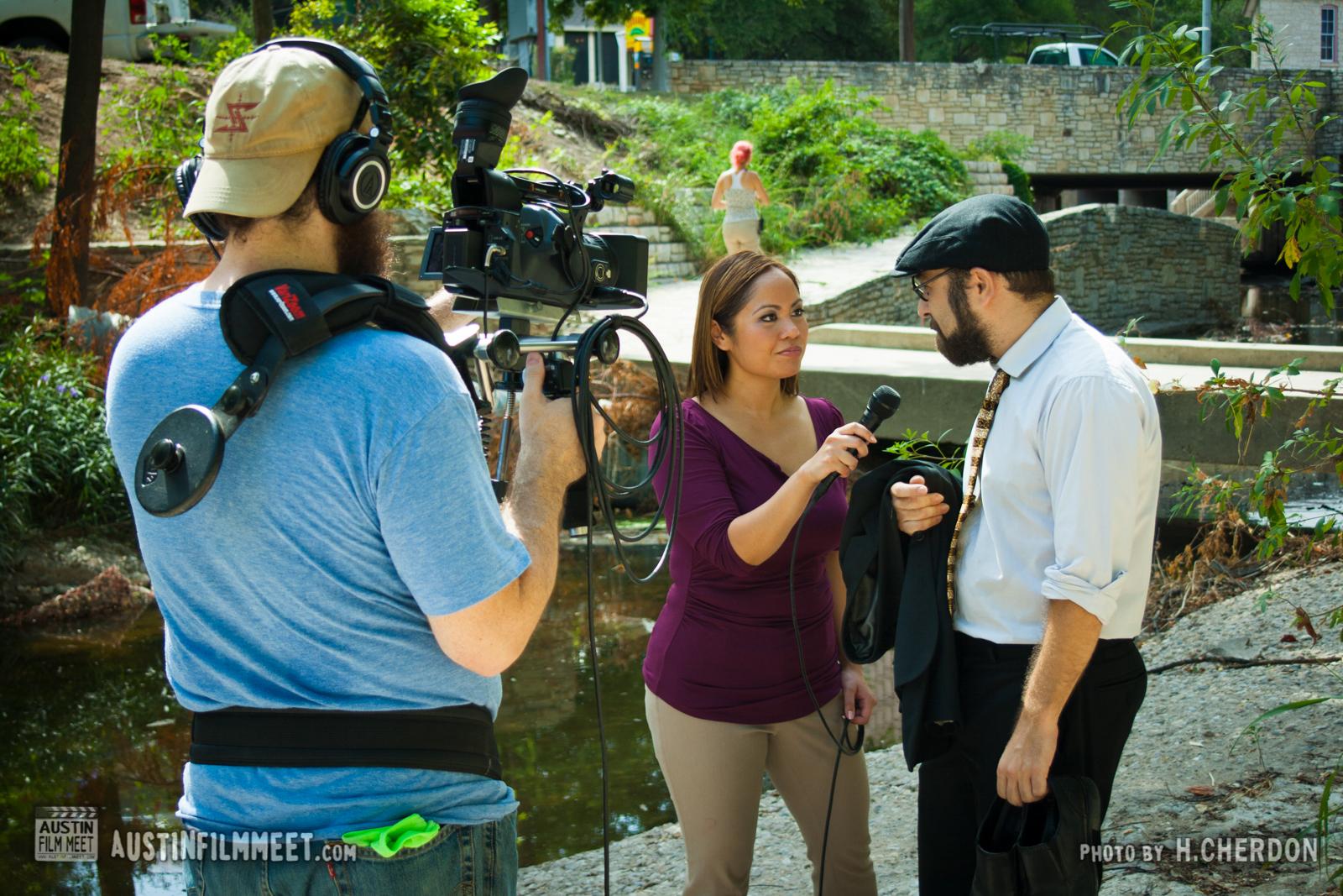 Lorelei Supapo - Video Host