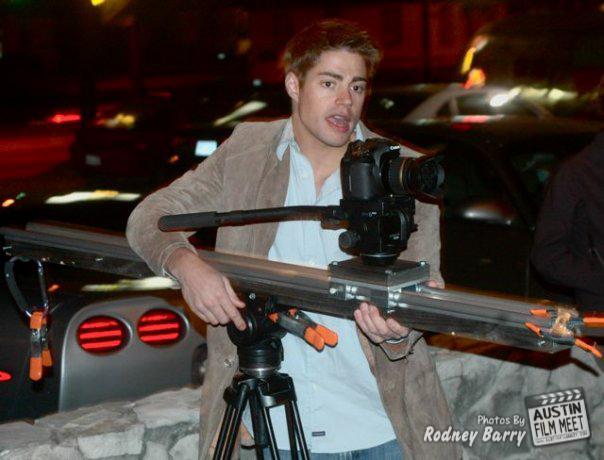 Photos from Austin Film Meet Jib-Arm Show and Tell