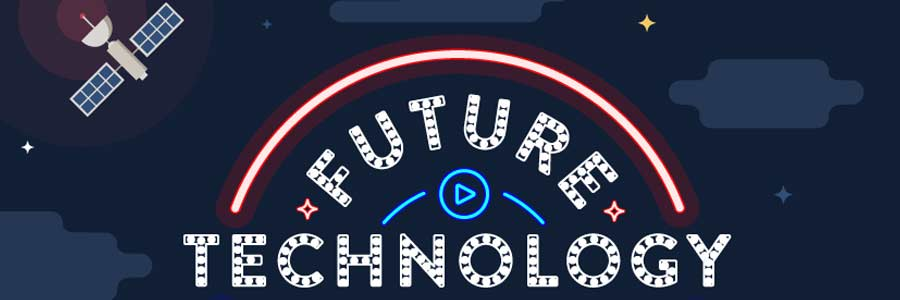 Future Technology from the Movies (Infographic)
