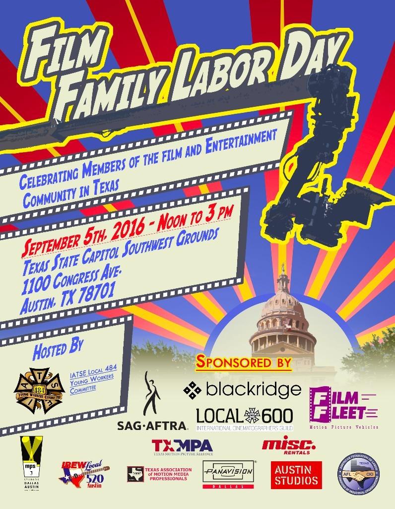 TXMPA Film Family Labor Day