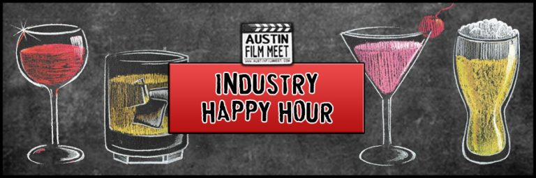 Wednesday, November 20, 2019 - Austin Film Meet Industry Happy Hour