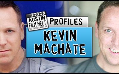 Is Kevin Machate the new Filmmaking Renaissance Man?