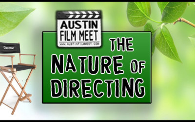 The Nature of Directing: What to Expect