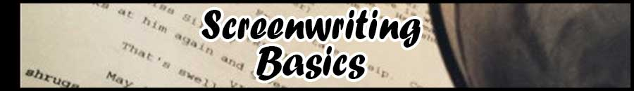 Script & Screenwriting Basics