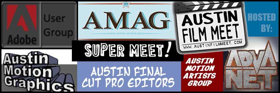 Tuesday, June 2, 2015 - Super Meet: Video/Motion Graphics/Design Mixer