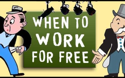 6 Reasons to Work for Free or Deferred on Indie Films