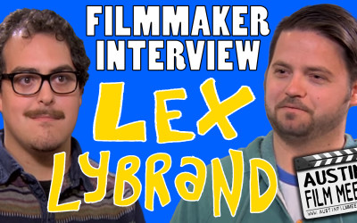 Lex Lybrand Indie Filmmaker Interview with Jeremy Moran – Moranic Moments, Episode 1